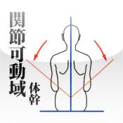 関節可動域 (体幹)